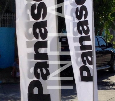 PANASONIC BANNER with watermark