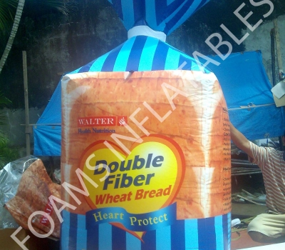 double fiber bread replica with watermark