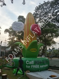 Corn Inflatable with watermark