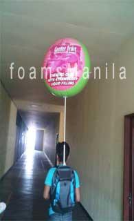 backpack balloon wm